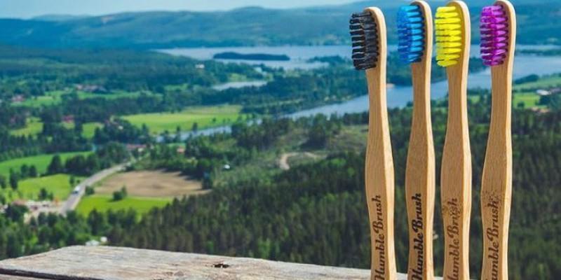 Nieuw in onze apotheek: bamboe tandenborstels