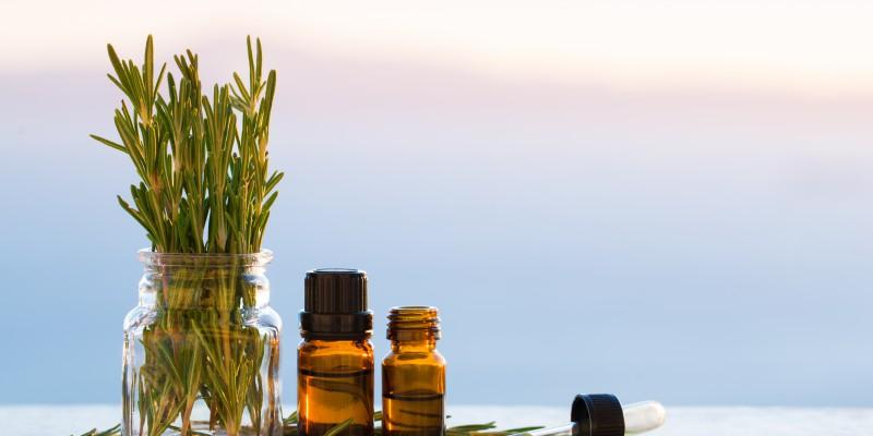 Aromatherapie - Essentiële Oliën
