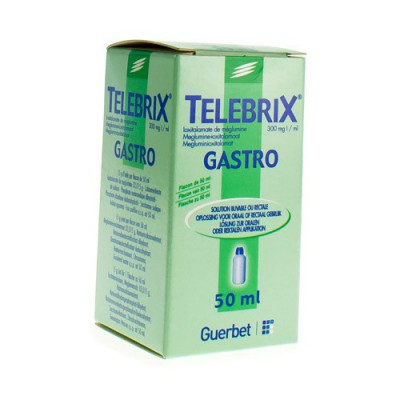 TELEBRIX GASTRO FL 1 X 50 ML