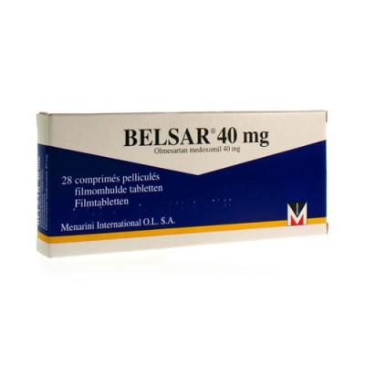 BELSAR COMP 28X40MG