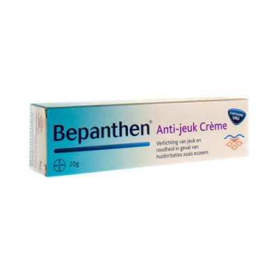 BEPANTHEN ANTI JEUK CREME TUBE 20G