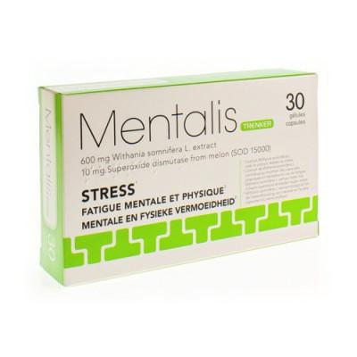 MENTALIS CAPS 30