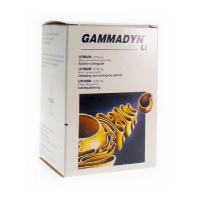GAMMADYN AMP 30 X 2 ML LI UNDA