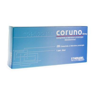 CORUNO COMP RETARD 28 X 16 MG