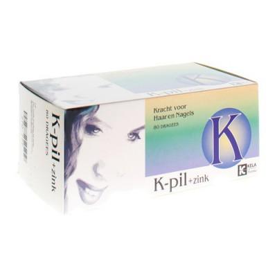 K-PIL + ZINK DRAG 80