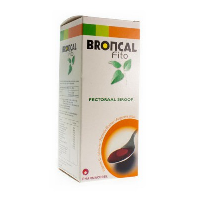 BRONCAL FITO SIROOP 200ML