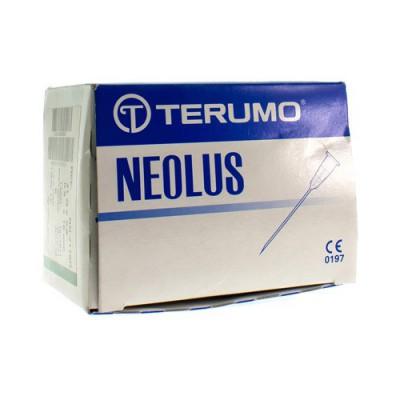 TERUMO NAALD NEOLUS 21G 5/8 RB GROEN 100