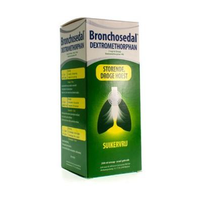 BRONCHOSEDAL DEXTROMETHORP SIR 200 ML
