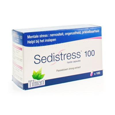 SEDISTRESS HARDE CAPS 100 X 100MG