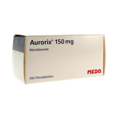 AURORIX COMP 100 X 150 MG