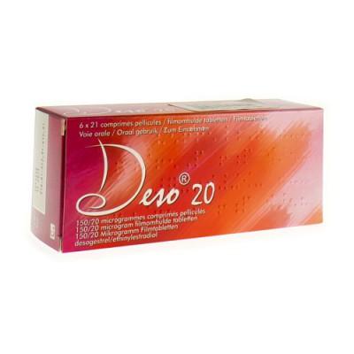 DESO 20 COMP 6 X 21