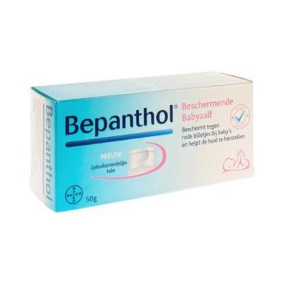 BEPANTHOL BABYZALF TUBE 50G
