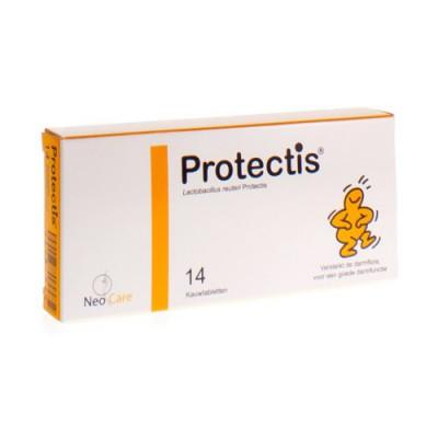 PROTECTIS KAUWTABLETTEN 14