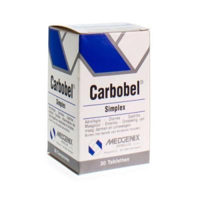 CARBOBEL SIMPLEX CPR 30