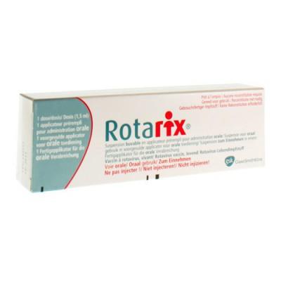 ROTARIX SUSP BUV 1,5 ML