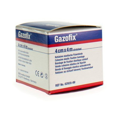 GAZOFIX ELAST. 4CMX4M REF. 2935