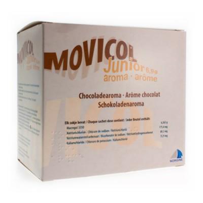 MOVICOL JUNIOR AROMA ZAKJES 30 X 6,9 G