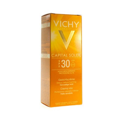 VICHY CAP SOL IP30 GEZICHTSCR GEV H DH 50ML