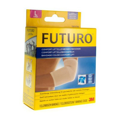 FUTURO COMFORT LIFT ELBOW LARGE 76579