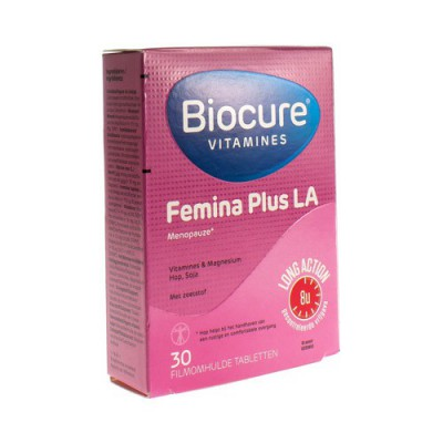 BIOCURE FEMINA PLUS LA FILMOMH.TABL 30