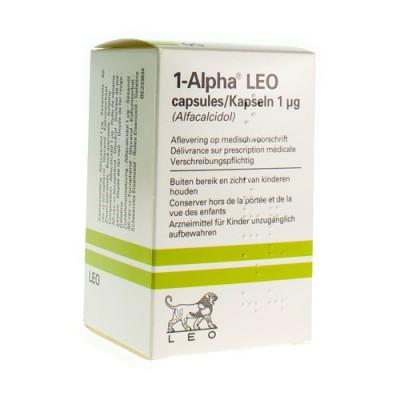 ALPHA-1 CAPS 50 X 1 MCG