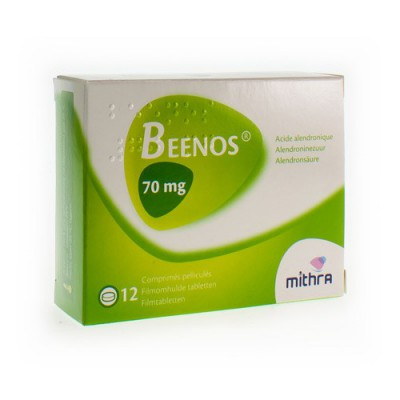 BEENOS COMP PELL. 12 X 70 MG