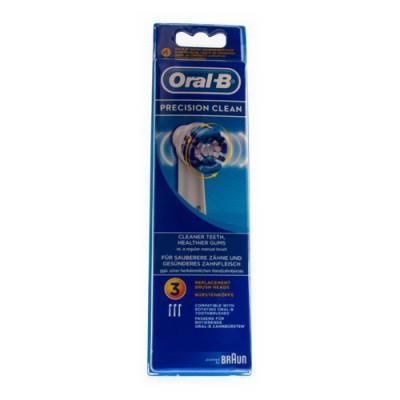 ORAL B REFILL EB20-3 PRECISION CLEAN 3