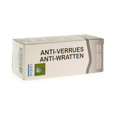ANTI VERRUES GUTT INTERN 20ML UNDA