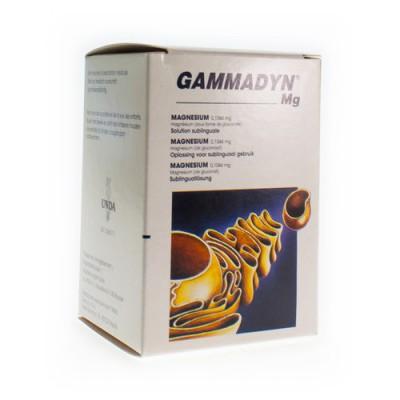 GAMMADYN AMP 30 X 2 ML MG UNDA