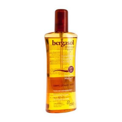BERGASOL DROGE OLIE IP20 125ML
