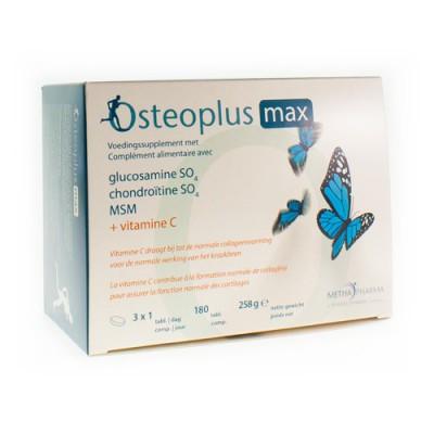 OSTEOPLUS MAX VITAMINE C TABL 180