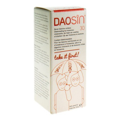 DAOSIN CAPS 30 6203