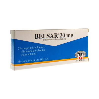 BELSAR COMP 28X20MG