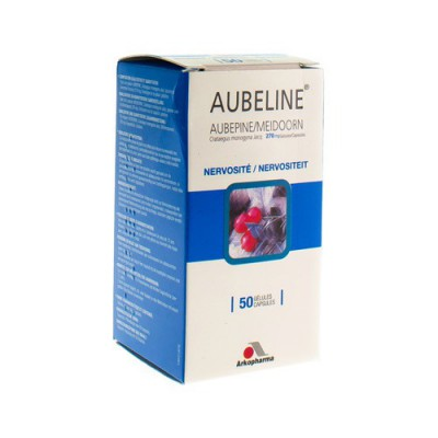 AUBELINE 270 MG CAPS 50