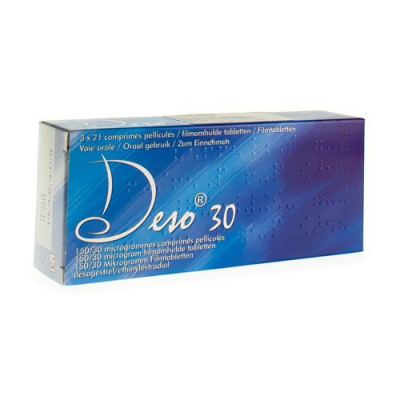 DESO 30 COMP 3 X 21