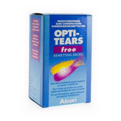OPTI-TEARS FREE UNIDOSES 30X0,4ML