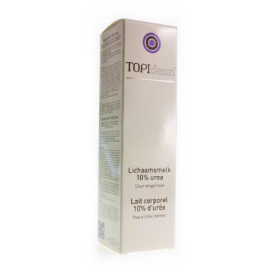 TOPIDERM LICHAAMSMELK 10% UREA 200ML CFR PRURIBASE