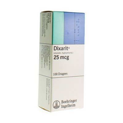 DIXARIT DRAG. 100X0,025 MG