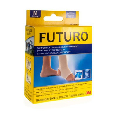 FUTURO COMFORT LIFT ANKLE MEDIUM 76582