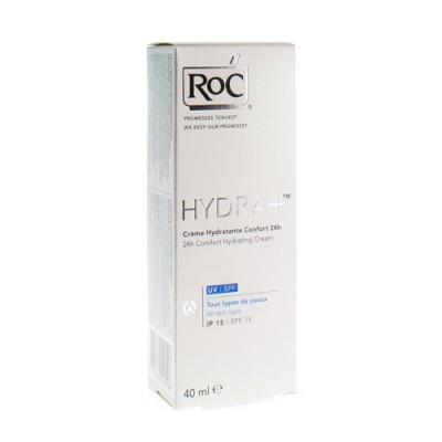 ROC HYDRA+ LICHTE TEXTUUR SPF15 40ML