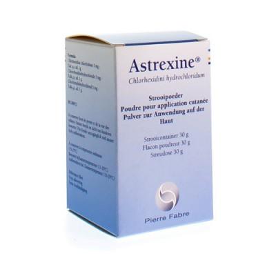 ASTREXINE STROOIBUS 30 G
