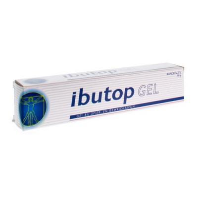 IBUTOP GEL 50G 5%