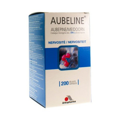 AUBELINE 270 MG CAPS 200