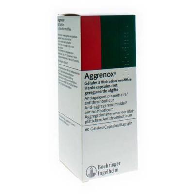 AGGRENOX CAPS 60