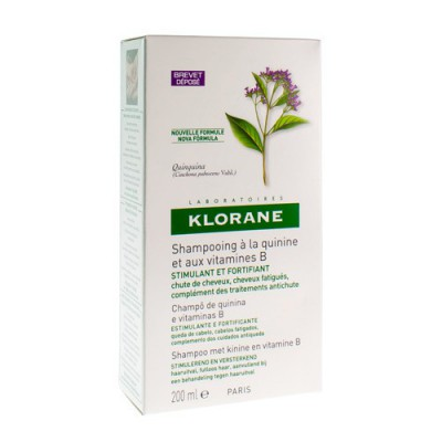 KLORANE SH KININE 200ML