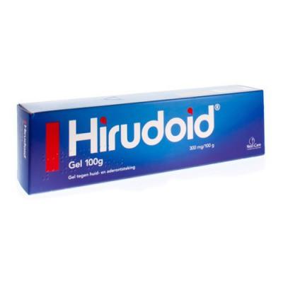 HIRUDOID 300 MG/100 G GEL. 100 G