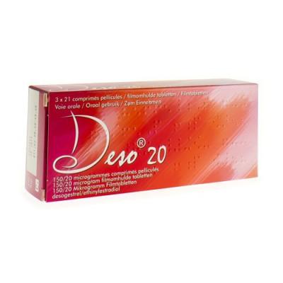 DESO 20 COMP 3 X 21