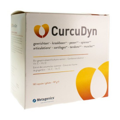 CURCUDYN CAPS 180 19387 METAGENICS