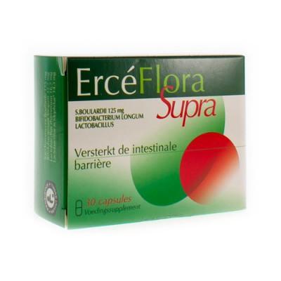 ERCEFLORA SUPRA CAPS 30