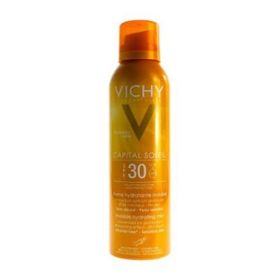 VICHY CAP SOL IP30 BODY MIST 200ML